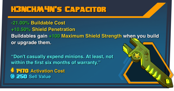 H3NCHM4N's Capacitor