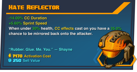 Hate Reflector
