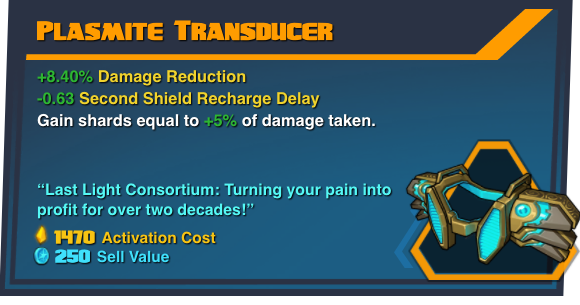 Plasmite Transducer