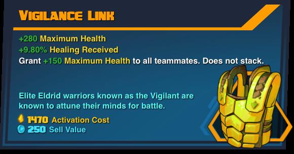 Vigilance Link